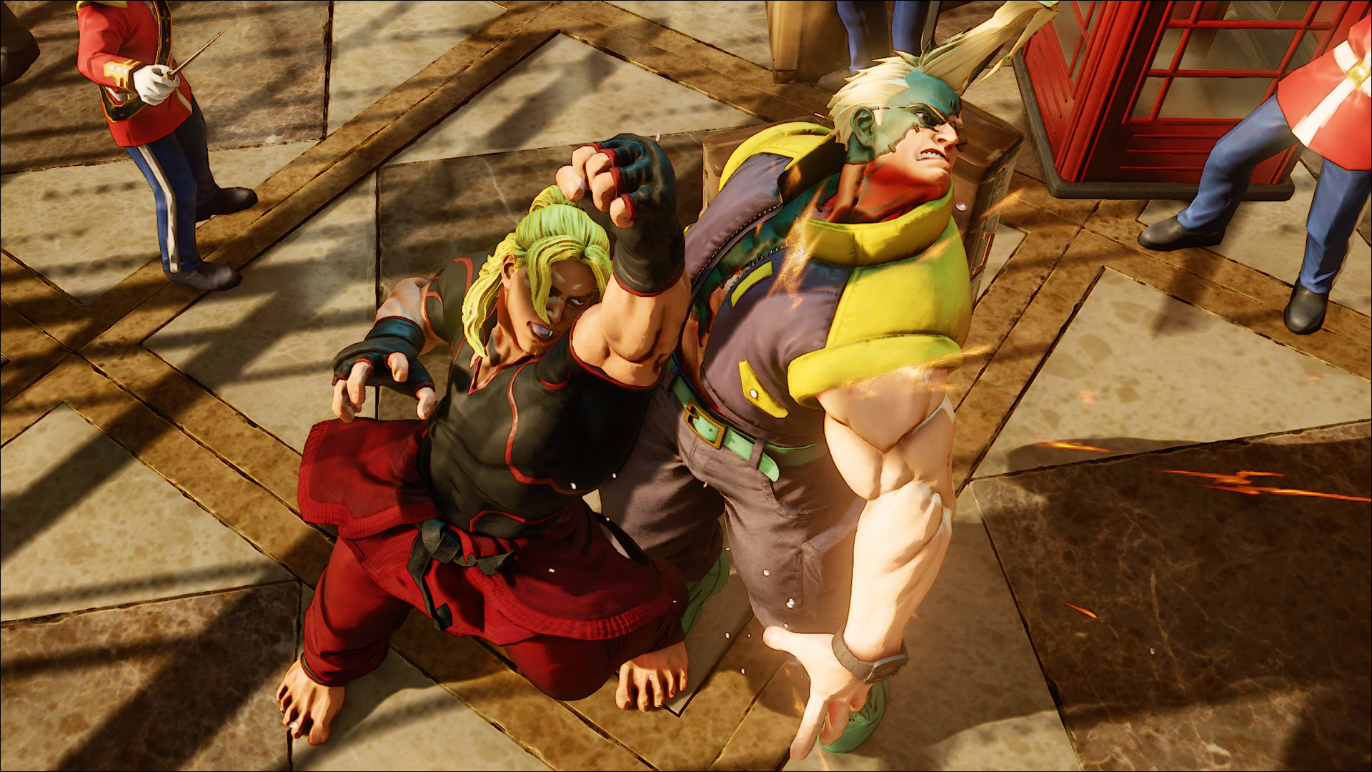 Ken Change The Look Of The Street Fighter V And That's More Important Than You Thought - tinoshare.com - blogowebgo.com