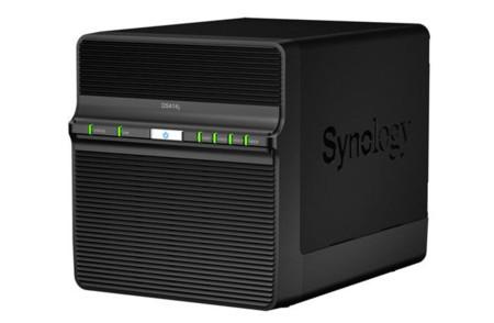 Synology DS414j, un NAS para acumuladores digitales