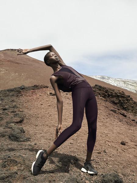 Oysho Gymwear Etna Editorial 1