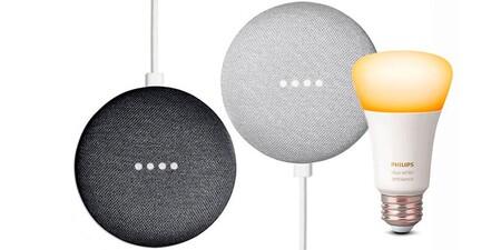 Google Nest Hue
