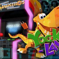 El alocado minijuego Glaciator de Yooka-Laylee protagoniza un nuevo gameplay