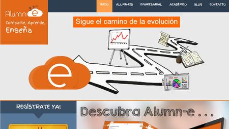 alumn-e, plataforma de formación online interna al alcance de la pyme