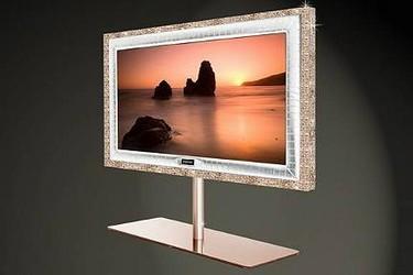 Los televisores Stuart Hughes son los más caros del mundo