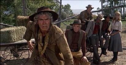 'La Ingenua Explosiva', Oscar para Lee Marvin en un western cómico