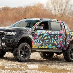 Foto 14 de 20 de la galería ford-ranger-por-delta4x4 en Motorpasión México