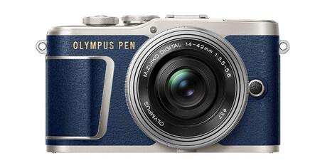 Olympus Pen E Pl 9 Blue