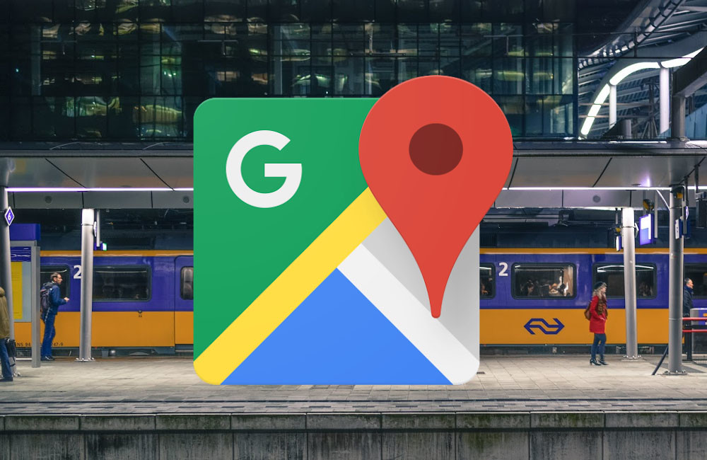 Google Maps now, you will predict the agglomeration of public transport and will inform you of the delays