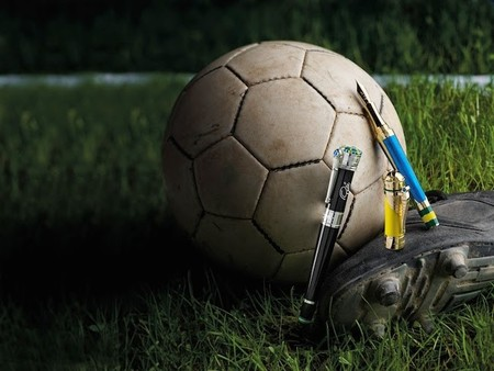 Montegrappa rinde homenaje a Pelé