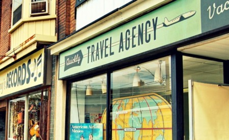 Optimized Travel Agency Office