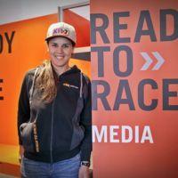 Laia Sanz se estrena a lomos de la KTM Rallye