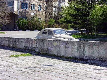 GAZ M-72, el primer SUV ruso de la historia