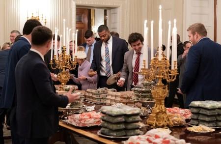 Donald Trump Dieta Comida Rapida