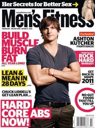 ¡Ashton Kutcher se prepara para el apocalipsis!