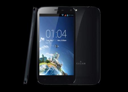 Kazam prepara el lanzamiento del Thunder 4.5L, el primer smartphone LTE de la marca