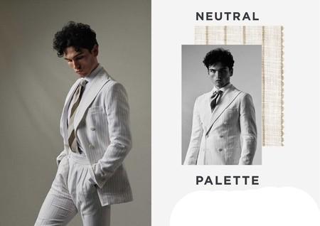 Suit Palette Puro Ego Coleccion Tailoring Trendencias Hombre 2019 06