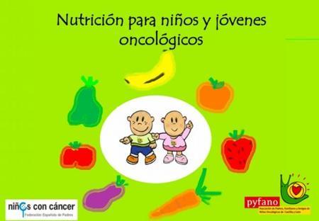 """Guía """"Nutrición para niños y jóvenes oncológicos"""""""