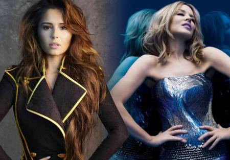 Kylie Minogue y Cheryl nos lo dan todo en el mismo escenario