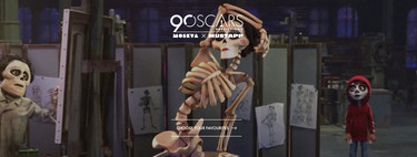 Crea una quiniela para los Oscars en esta web y compártela en Internet