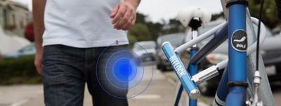 Amplía la frontera de tu hogar digital con BitLock, un candado con Bluetooth para bicis