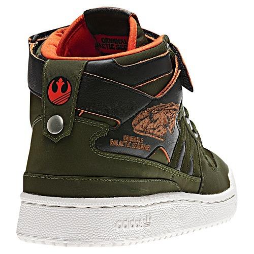 Foto de Adidas Star Wars x Han Solo y el Halcón Milenario (3/6)