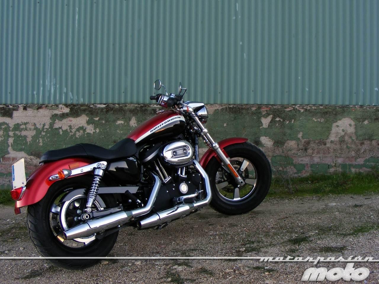 Foto de Harley-Davidson XR 1200CA Custom Limited (54/65)