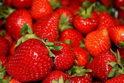 Cómo librarnos de las manchas de fruta