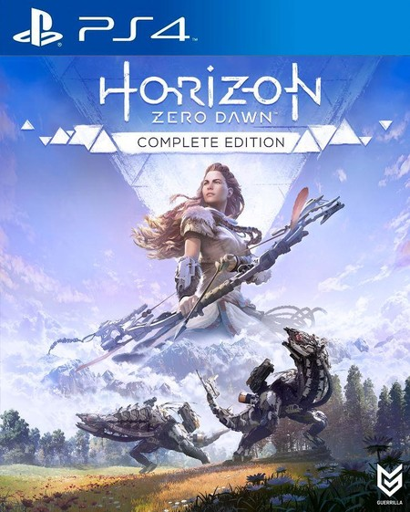 Horizon Zero Dawn Complete Edition Box