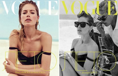 Vogue Ukrania Doutzen Kroes
