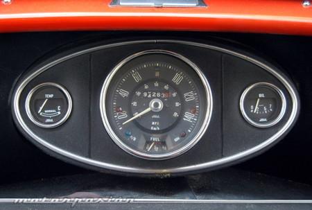 Velocímetro Authi Mini 850