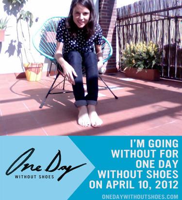 Un día sin zapatos: ellas se descalzaron by Toms