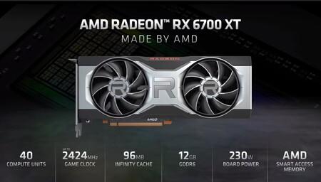 Rx 6700 Xt Especificaciones Precio