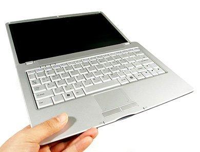 Xnote TX, ultraportátil de LG