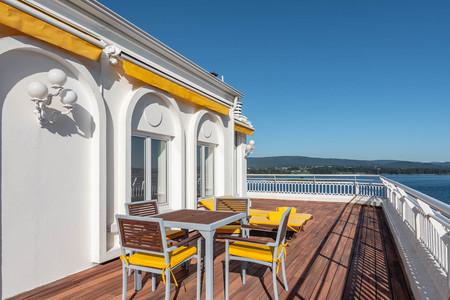 Un emblemático y elegante balneario para enamorarse del verano en Galicia: Eurostars Gran Hotel La Toja
