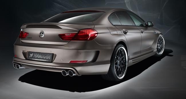 Hamann BMW Serie 6 Gran Coupé