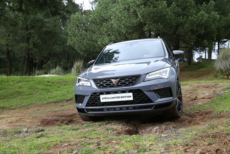 Cupra Ateca Limited Edition Mexico 6