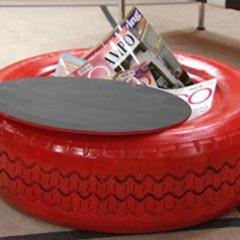 Foto 6 de 38 de la galería arte-con-neumaticos-usados en Motorpasión