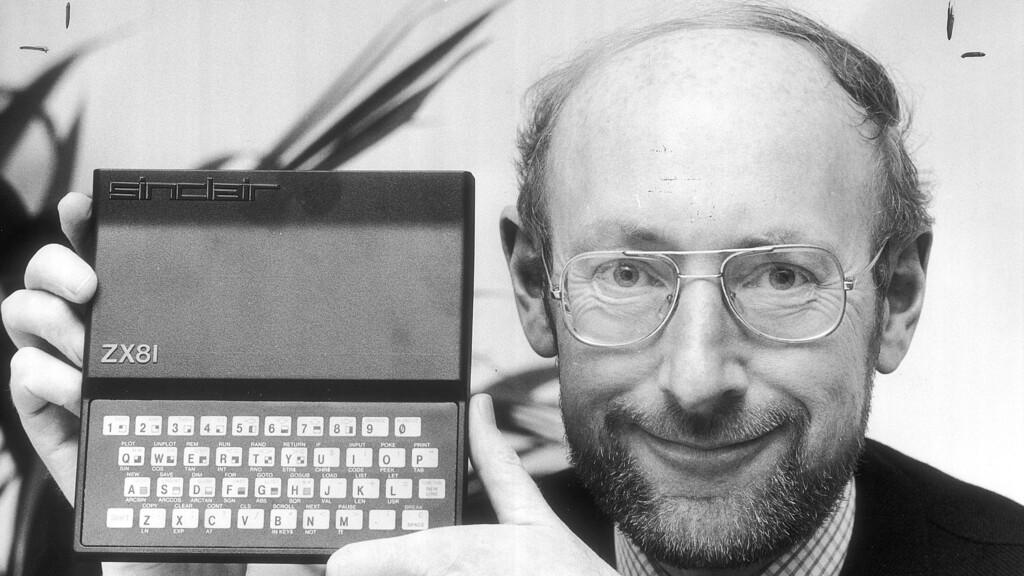 Fallece Sir Clive Sinclair, el padre del revolucionario ZX Spectrum