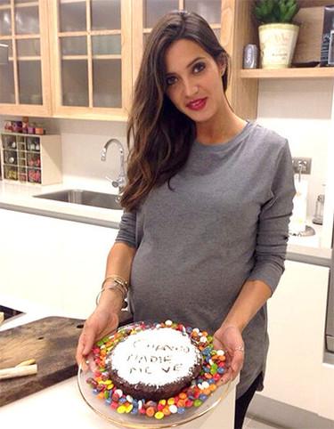 De Sara Carbonero y otras embarazadas que no aceptan bien los cambios físicos
