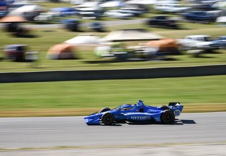 Álex Palou gana su segunda carrera en Road America para recuperar el liderato de la IndyCar