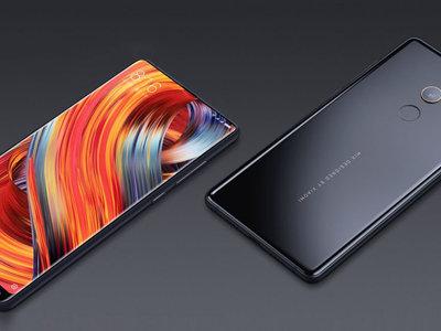 Xiaomi Mi Mix 2, comparativa: lo enfrentamos a los mejores móviles sin marcos