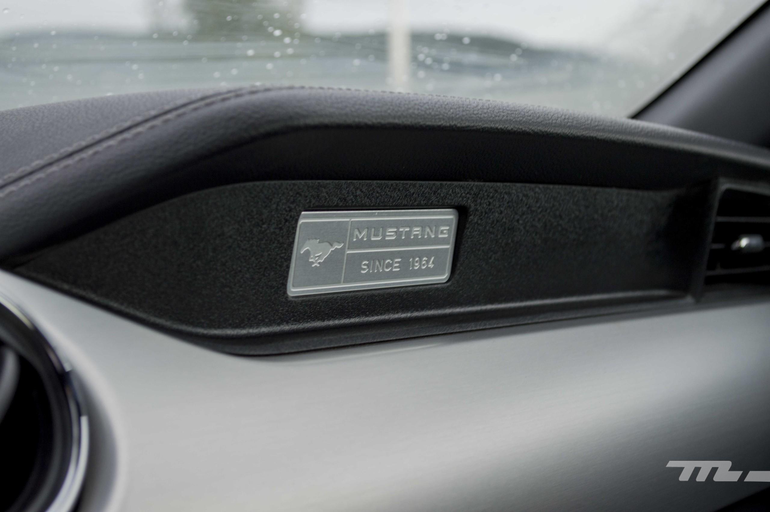 Foto de Ford Mustang GT V8 (15/22)