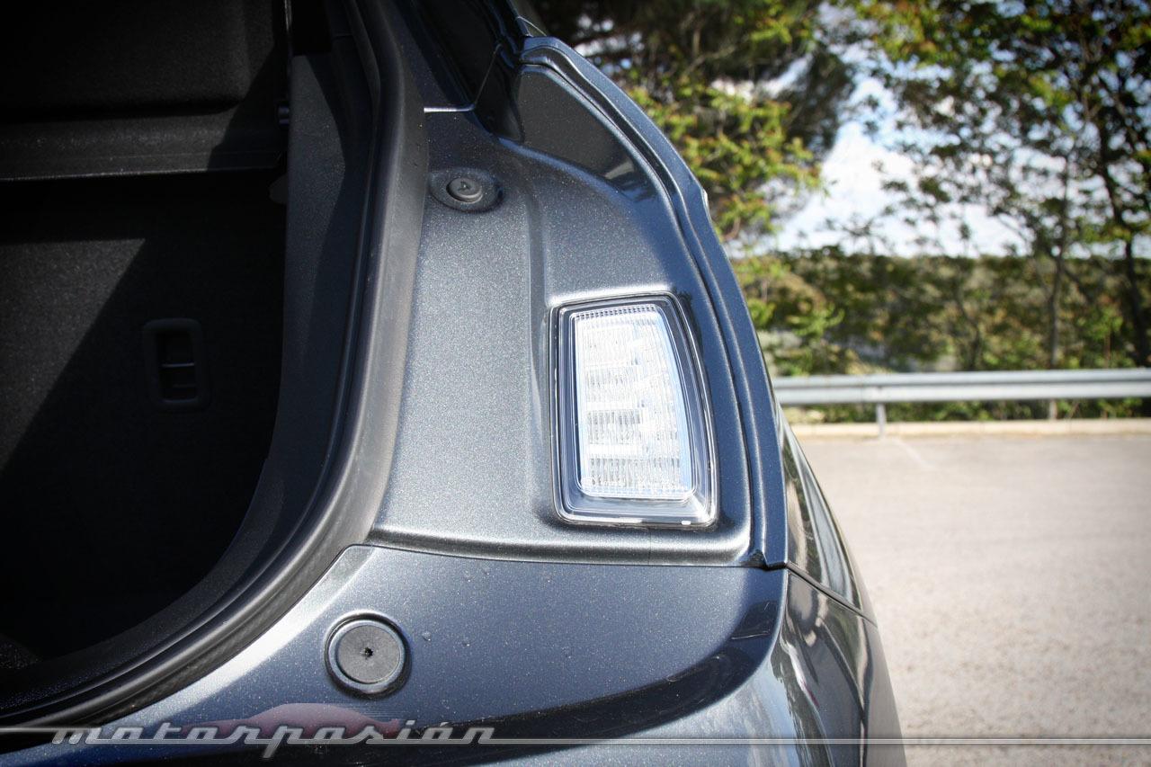 Foto de Audi A1 SportBack 1.4 TFSI CoD (prueba) (9/19)
