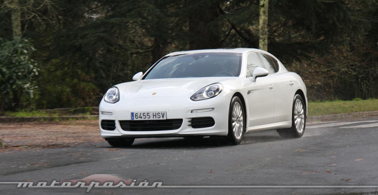 Foto de Porsche Panamera S E-Hybrid (prueba) (54/64)