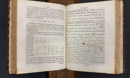 Se encuentran cientos de copias de los 'Principia' de Newton encontrados en un nuevo censo