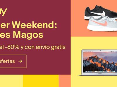 El Super Weekend regresa a eBay y estas son las 26 mejores ofertas