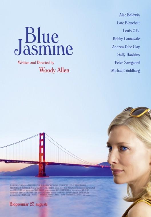 'Blue Jasmine', carteles