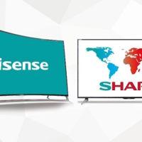 Sharp se aleja del mercado de TV's en México,  Hisense se queda con su fábrica y marca