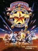 Galaxyrangers Dvd