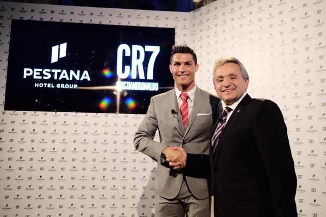 Cristiano Ronaldo se hace hotelero: abrirá 4 hoteles de lujo, uno de ellos en la Gran Vía de Madrid