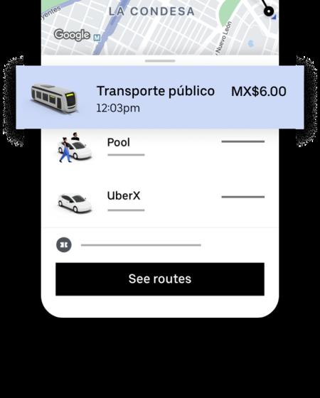 Uber Transit En Cdmx 1